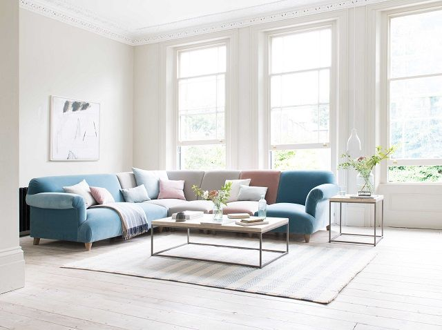 Souffle Modular sofa (Loaf, from £655)