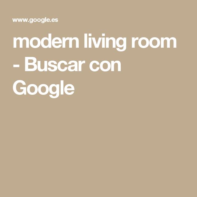 modern living room - Buscar con Google