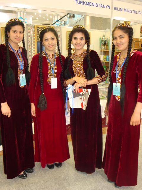 Global Maddy : TURKMENISTAN ~ 10 Lessons Learned (May 15, 2012) | Malay, Indian and other Ethnic ...