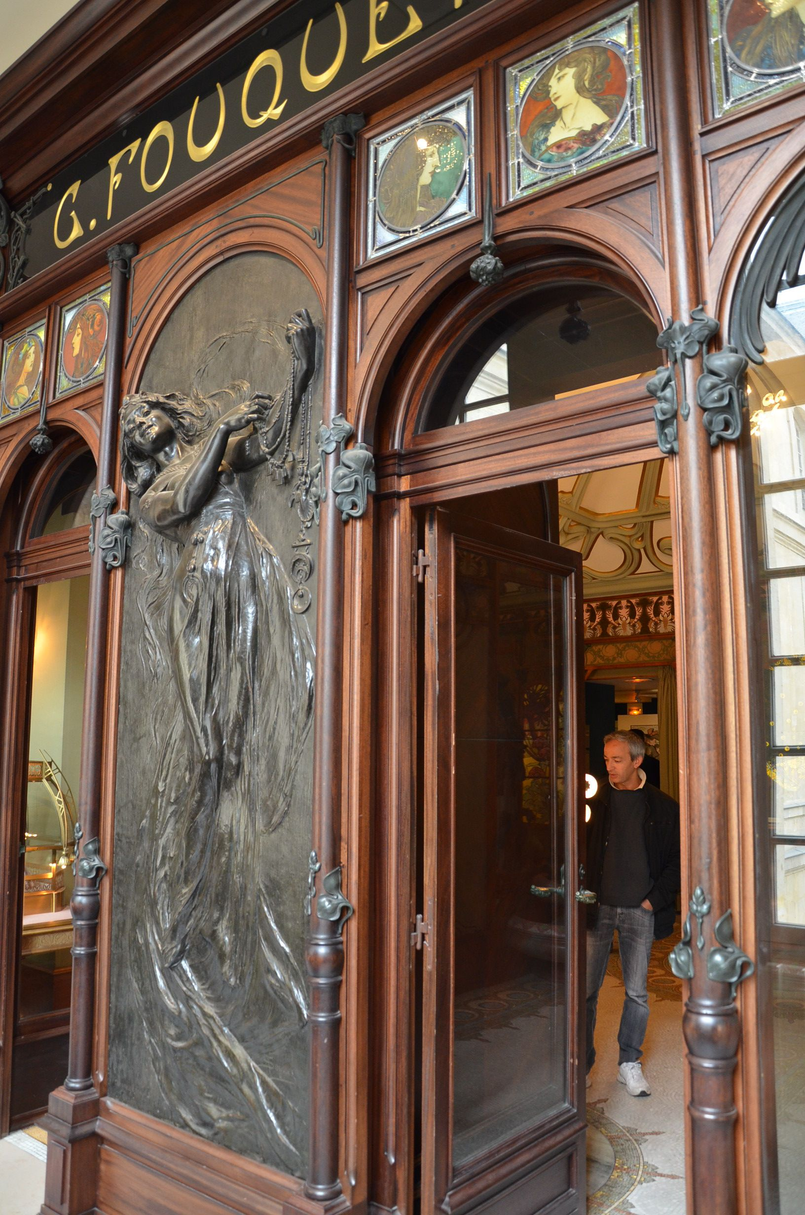 boutique du bijoutier georges fouquet paris art nouveau art deco pinterest alphonse. Black Bedroom Furniture Sets. Home Design Ideas