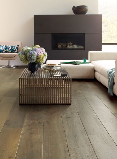 Cal Classicsbrushed Aged French Oak Hardwood Flooring