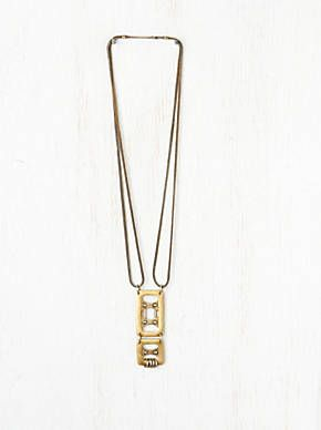 Free People Anais Pendant, $340.00
