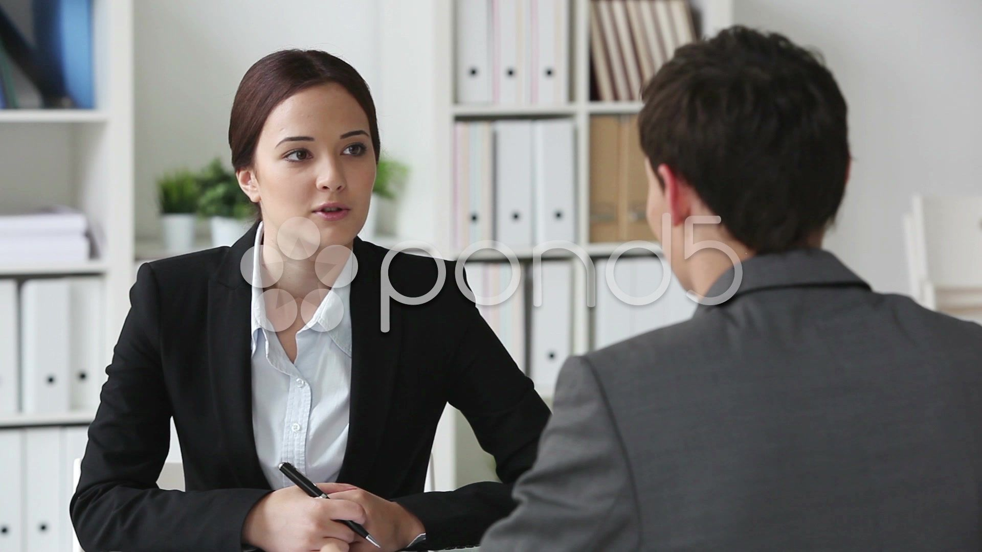 Business Meeting Stock Footage Ad Meeting Business Stock
