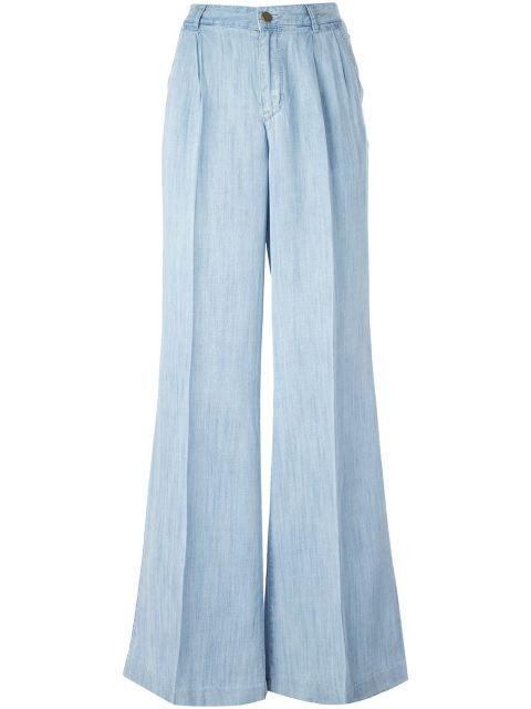 Flared jeans, £140.04 MICHAEL MICHAEL KORS at Farfetch farfetch.com