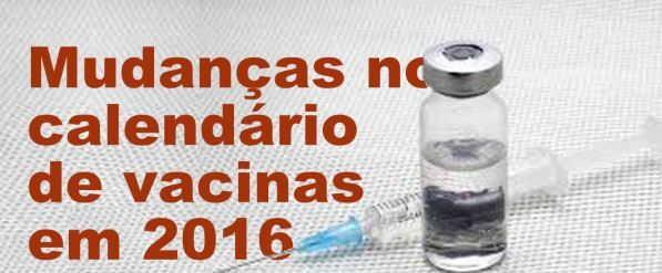 Seis tipos de vacinas passam por mudanças em seu calendário 2016 http://www.jornaldecaruaru.com.br/2016/01/seis-tipos-de-vacinas-passam-por-mudancas-em-seu-calendario-2016/