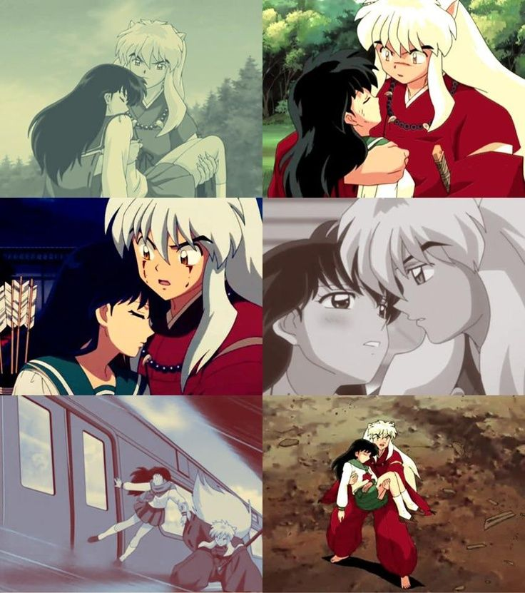 Kagome and Inuyasha39s son with a pregnant Kagome Anime Love