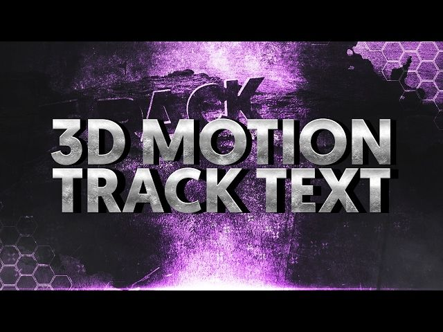 How To: 3D Motion Track Text in Adobe After Effects CC: CasualSavage How To: 3D Motion Track Text in Adobe After Effects CC What's up,…