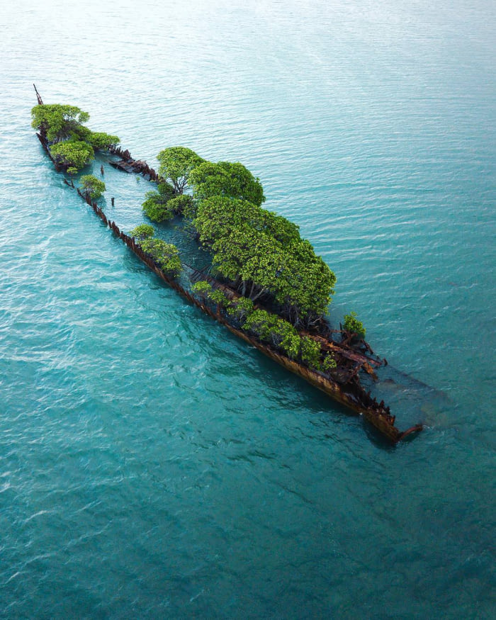 Abandoned Ships, City Of Adelaide