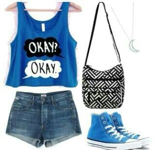 TFIOS Outfit!! <3