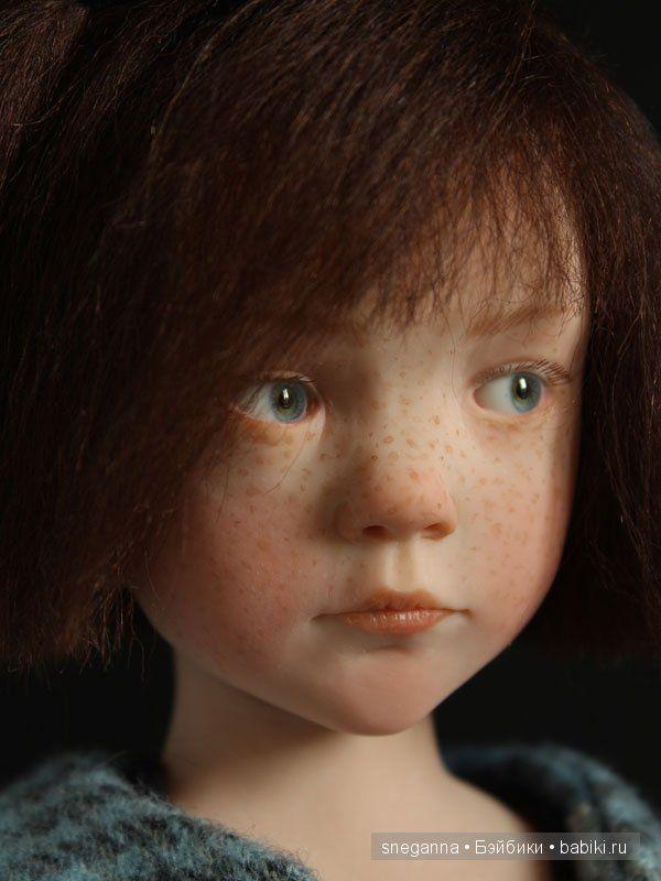 Новые авторские куклы от Laurence Ruet - любуемся! / Авторская кукла известных дизайнеров / Бэйбики. Куклы фото. Одежда для кукол