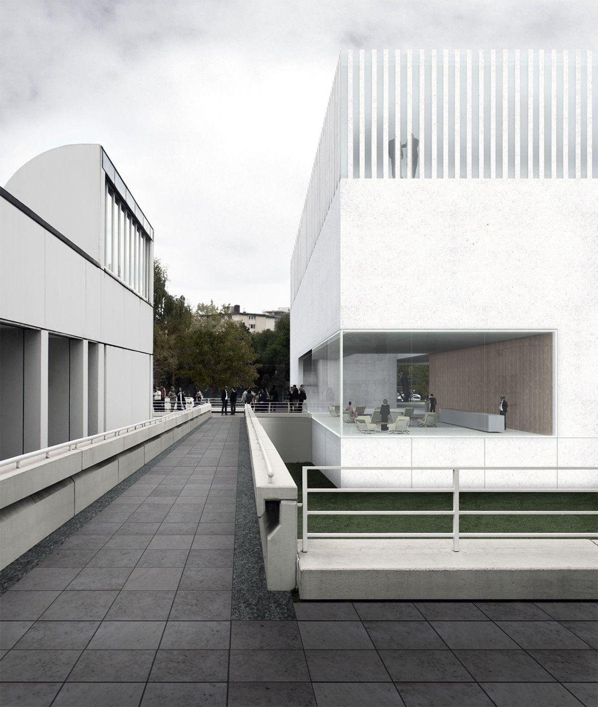 AFF architekten . BauhausArchiv Museum für Gestaltung