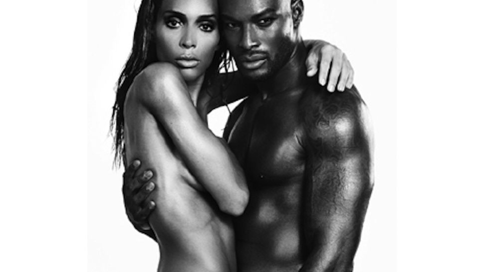 Transgender and tyson beckford model