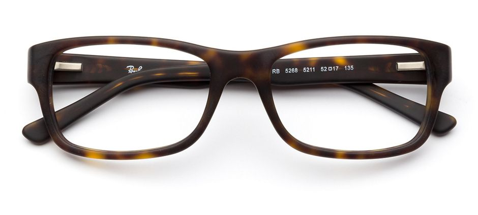 2215acf5a5b product image of Ray-Ban RB5268-52 Matte Havana