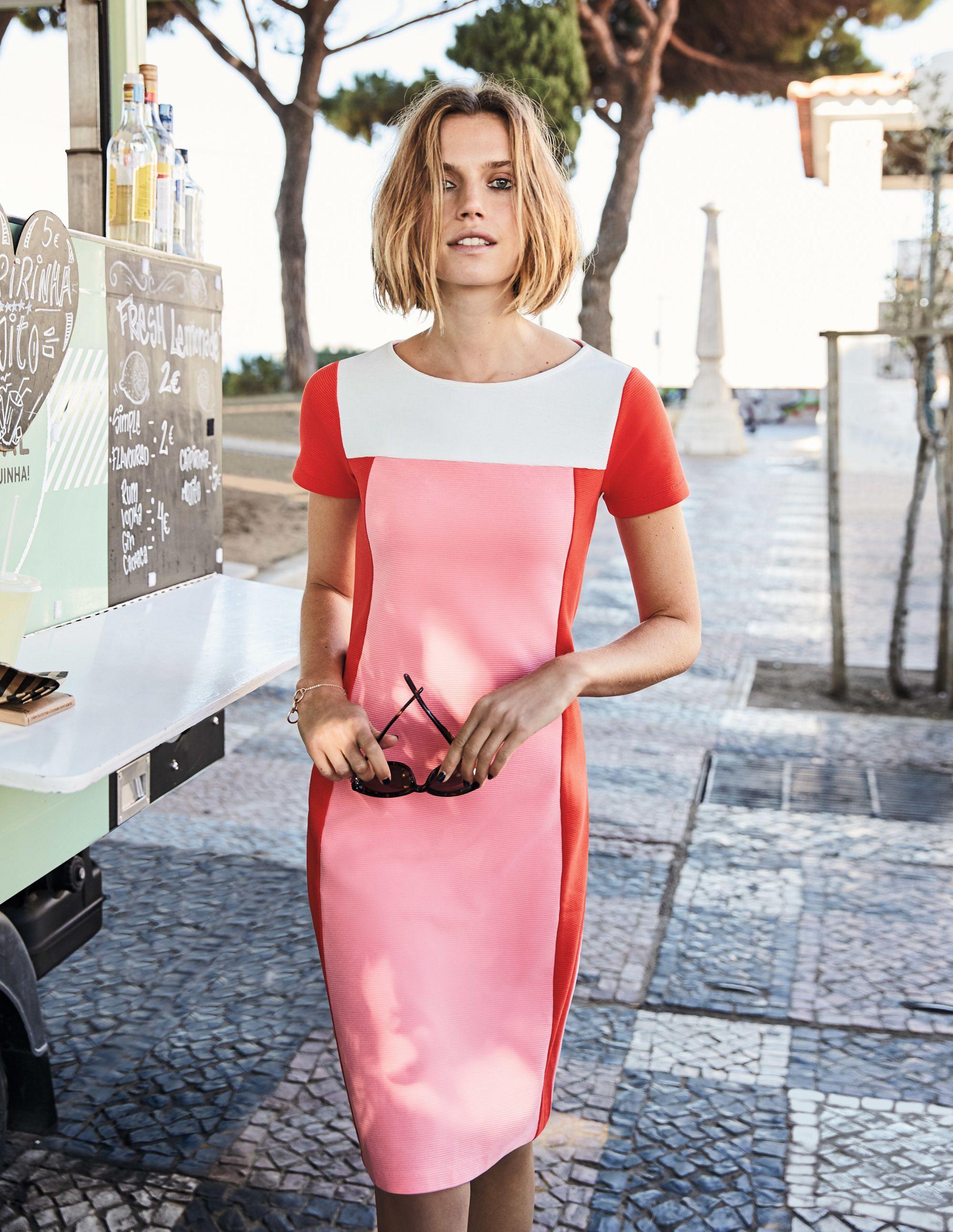 Jeanette Ottoman-Kleid J0180 Kleider bei Boden | Kleider | Pinterest ...