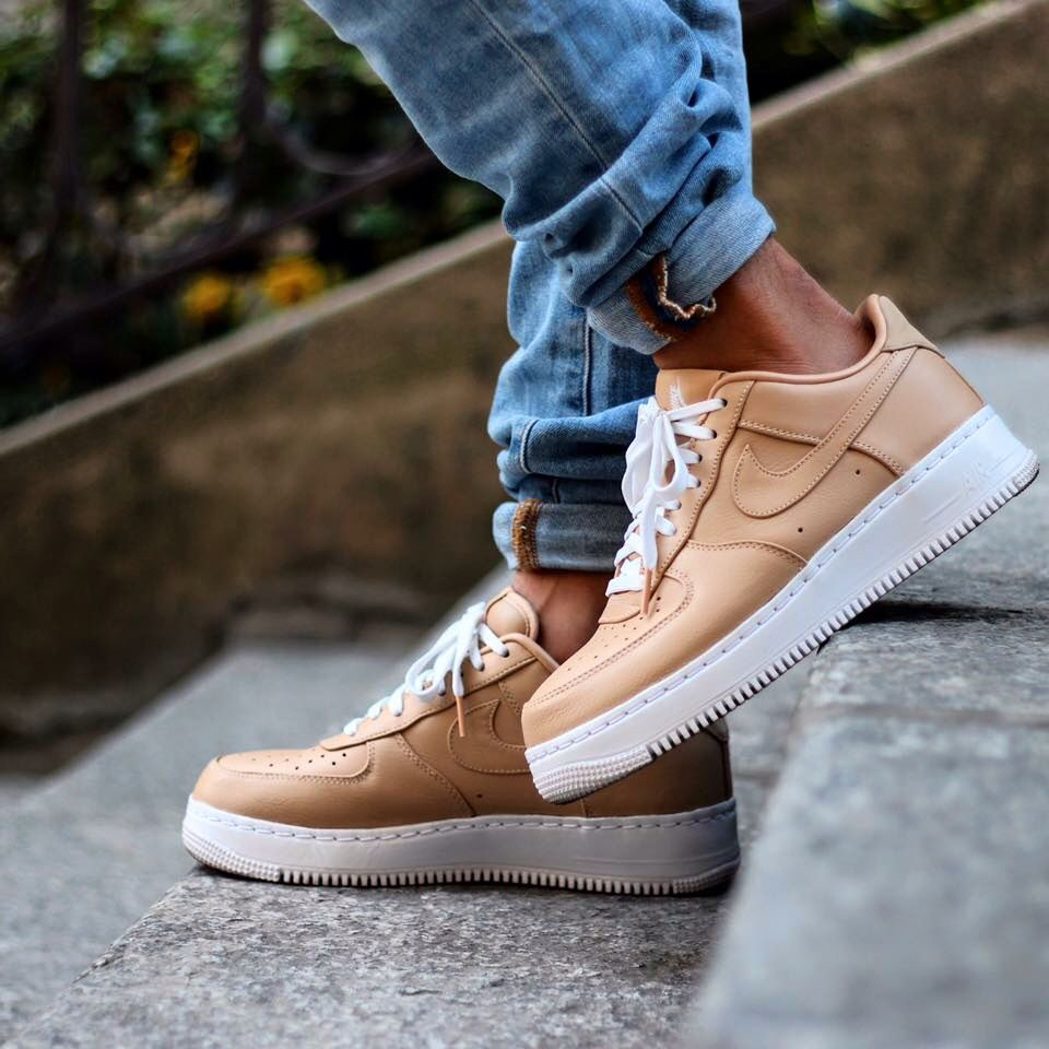 Tan'Street Lab Nike Low 1 Force Kicks Air 2019 'vachetta In 8wn0kOP