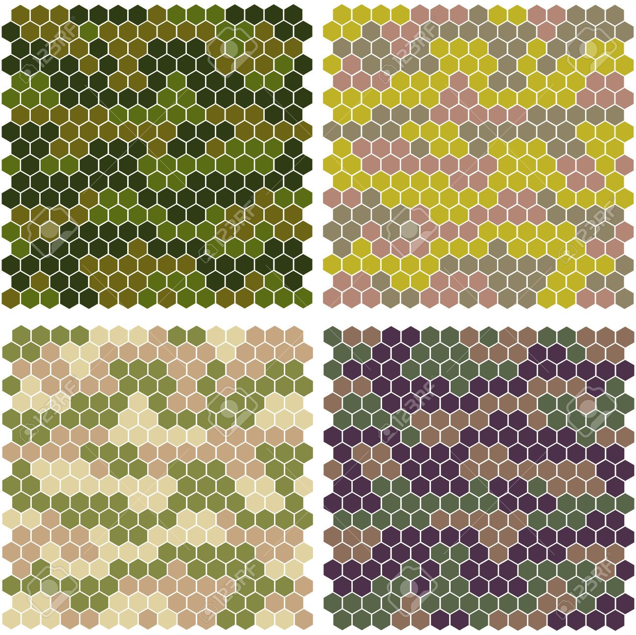 47946596-abstract-camouflage-from-hexagons-Stock-Vector.jpg (1300×1297)