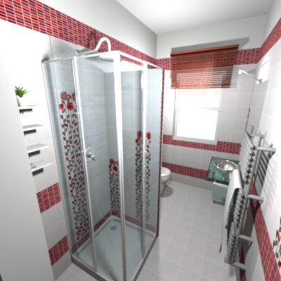 Come arredare un piccolo bagno | Arredo bagno | Pinterest