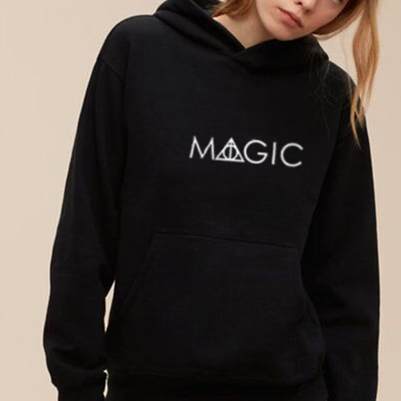 Always Magic Printed Pull Over Hoodie //Price: $29.95 & FREE Shipping //     Buy one here---> http://hogwartsgiftstore.com/index.php/product/always-magic-printed-pull-over-hoodie/    Follow us on instagram @hogwartsgifts    #fantasticbeast