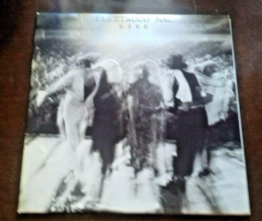 Fleetwood Mac  Fleetwood Mac Live. 2 × Vinyl, LP. Warner