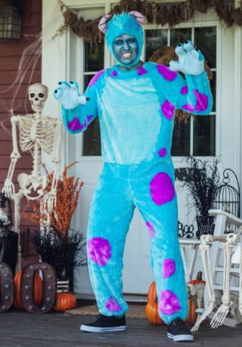 8a12aa832b Adult Sulley Costume Adult