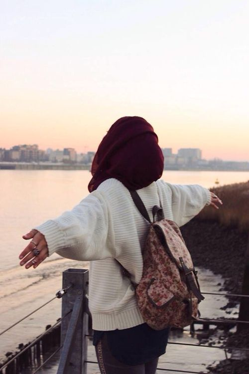 محجبة فرحانة هادئة Beautiful Hijab Girl Hijab Hijab