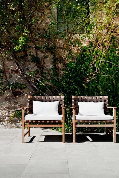 #tribu #outdoor #furniture #belgisch #design #buitenmeubelen  Www.leemconcepts.