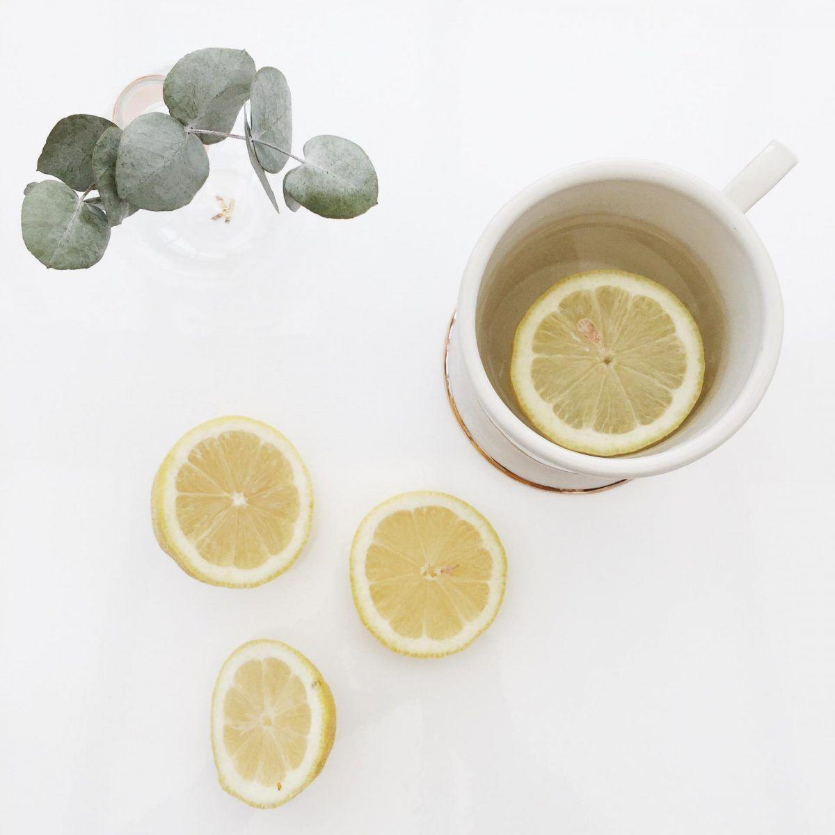 Lemon Tea   Fitness Flatlay   Flatlay Inspiration   http://tinkertailor.online