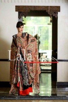 Lala Textiles Winter Pashmina Shawls Collection 2012-2013