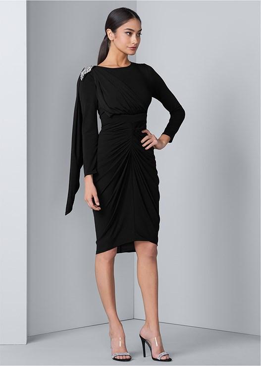 REHAB SHEER BODYCON DRESS   Sheer bodycon dress, Bodycon