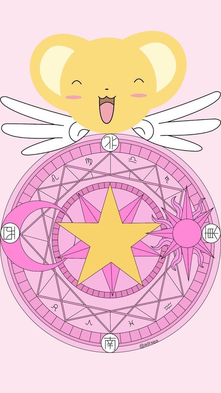 Pin by Daisy on Cute wallpapers Sakura card, Cardcaptor