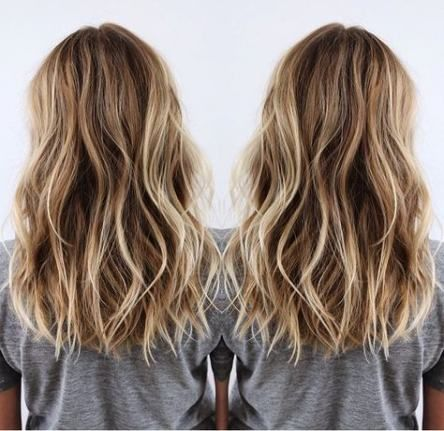 Hair Color Blonde Beach Beachy Waves 53 Ideas Medium Length Hair Styles Beachy Blonde Hair Blonde Hair Color