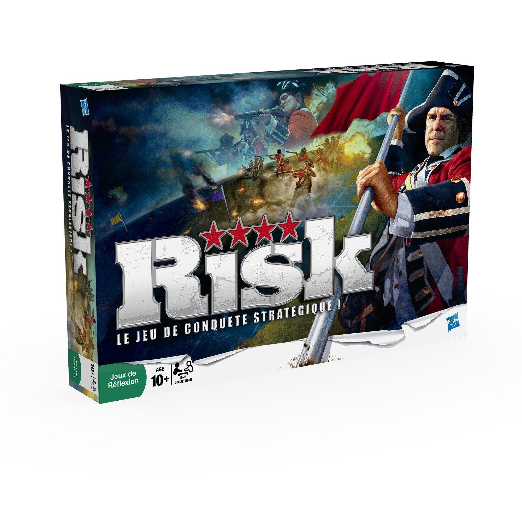 Hasbro Jeu de stratégie Risk (26,08€) Jeux de stratégie