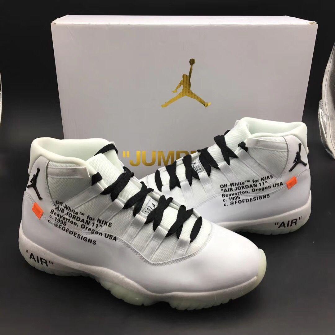 b1725ce9899a Air Jordan 11 Off-White