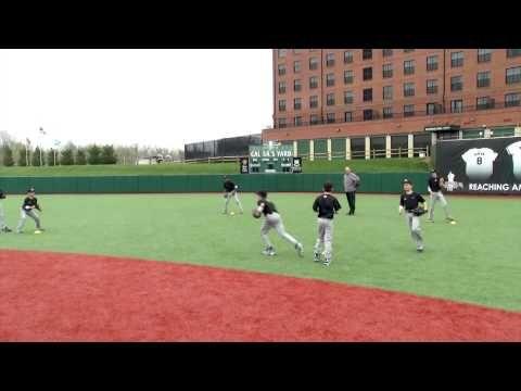 Ripken Baseball Fielding Tip - Short Stop Box Drill