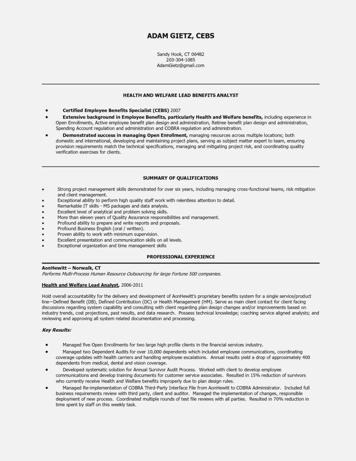 resume example awards in 2020 Resume skills, Interview tips