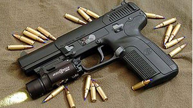 A Fort Hood, le tireur a utilisé une arme belge