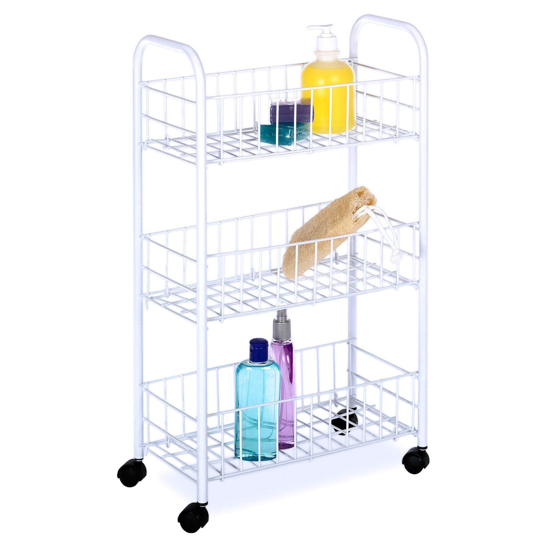 Whitmor Small Household Cart 2194 1307 Storage Room