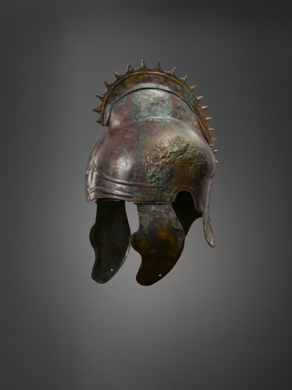 - Bronze Attic helmet ./tcc/