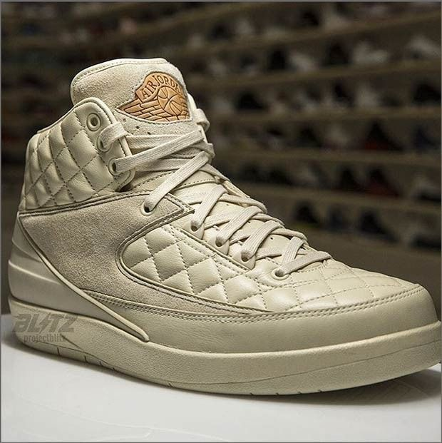 Don C x Air Jordan 2 2016 Release Details - 834825-250   SneakerNews.com