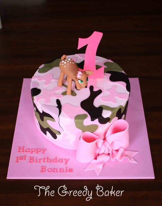 Pin by ann marie youngblood on cakes pinterest australia cake the pink camo was created with a base pink fondant then exacto knifing random blobs of bla publicscrutiny Image collections
