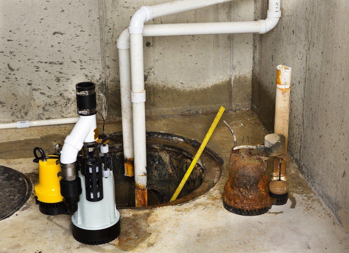 Bob Vila S 10 April Must Do Projects Sump Pump Submersible