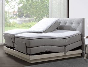 elektrisch verstellbares boxspringbett http. Black Bedroom Furniture Sets. Home Design Ideas
