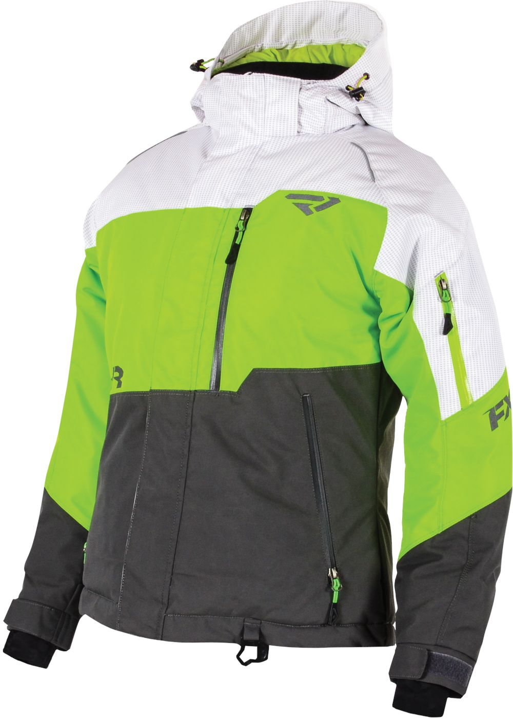 FXR Racing 2015 Snowmobile Apparel Women's Fresh