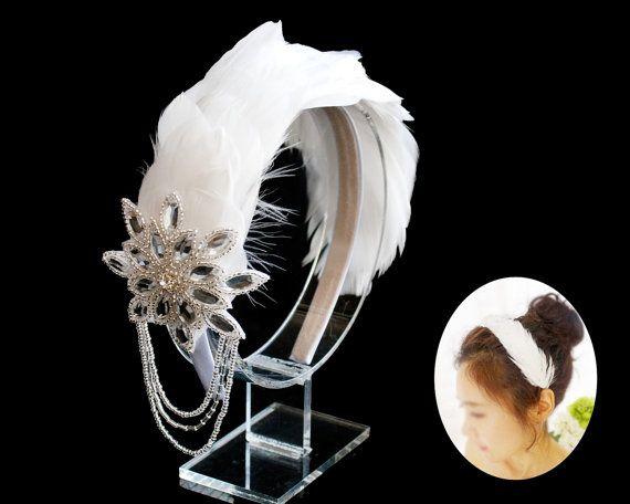 PIUMA casco nero con ARGENTO BRAID dettaglio e PLUME Costume Accessori