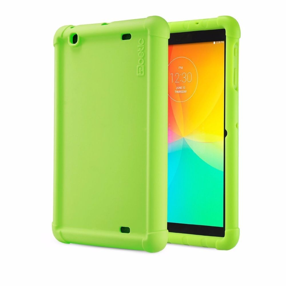 Poetic Turtle Rugged Protective 100% silicone simple Case for LG G Pad 10.1 GRN #Unbranded