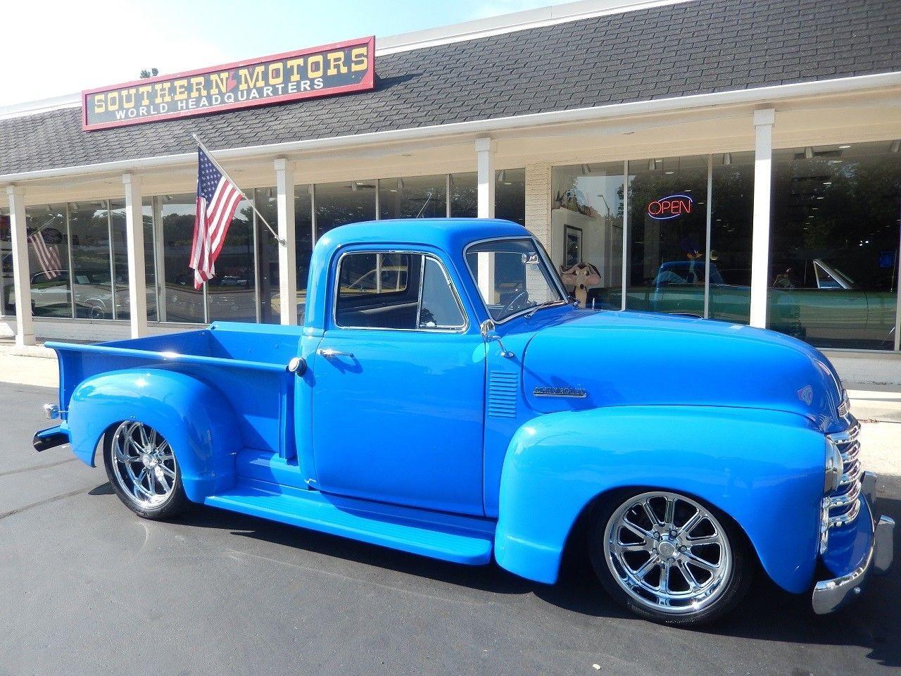1951 Chevrolet C K Pickup 1500 3100 Ebay Motors Cars Trucks Chevrolet Ebay Chevy 3100 54 Chevy Truck Chevrolet
