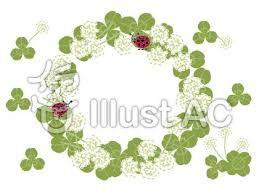 シロツメクサ 花かんむり イラストの画像検索結果 イラスト 子ども