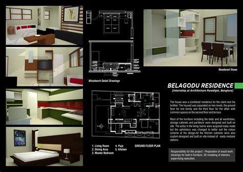 Sample Resume For Summer Internship \u2013 Sample Professional Cover - sample of architectural intern design resume