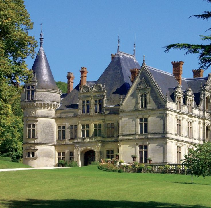 Tour To France Sweet Image French Castles Castle House Castle