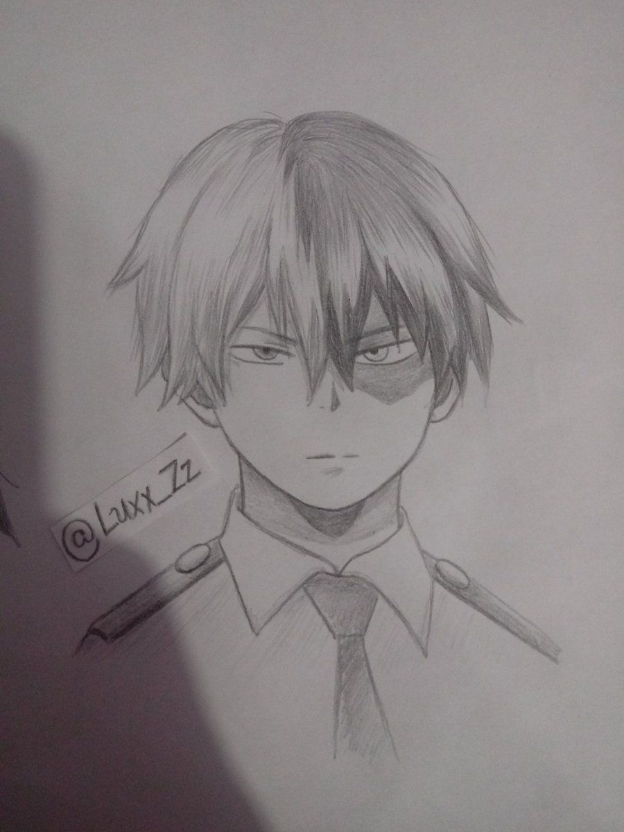 Shoto Todoroki Drawing Easy : shoto, todoroki, drawing, Twitter, Anime, Drawings, Sketches,, Character, Drawing,, Drawing, Books